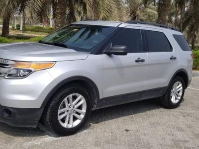 Ford Explorer 2015 Urjent Ford Explorer model 2015 GCC orjinal p...