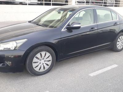 هوندا أكورد 2008 Honda Accord 2008 Gcc accident free
