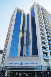 Property for Sale photos in Safeer Towers:  Safeer Tower 2BR   Ready   Business Bay Area - 1
