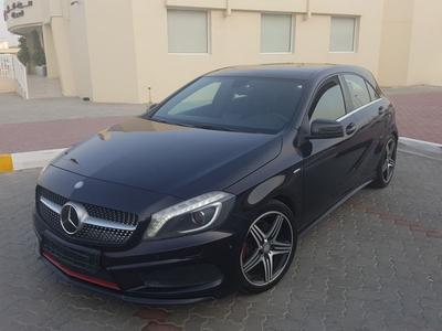 Mercedes-Benz A-Class 2014 A250 GCC 2014 Special order from the agency