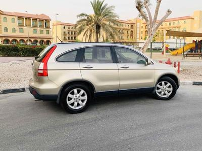 Honda CR-V 2008 Honda CR-V 2008 gcc with sunroof for sale.