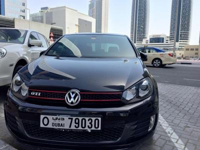 فولكسفاغن GTI 2012 Golf GTI in Excellent Condition