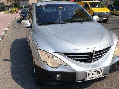 Ssang Yong Other 2007 Ssang Yong - Actyon - Mercedes Engine - Leath...