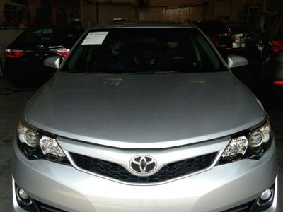 Toyota Camry 2012 Toyota Camry SE 2012 Sunroof American