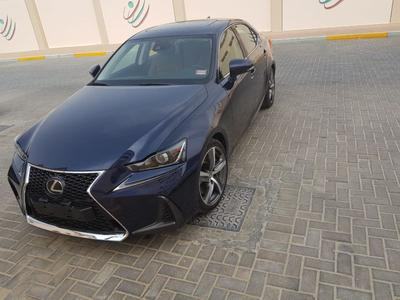 Lexus IS-Series 2017 Lexus 2017 IS-300 F SPORTS ULTRA EXCELLENT CO...
