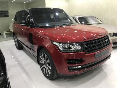 لاند روفر رينج روفر 2015 Amazing Rang Rover SE Supercharged 2015 Top O...