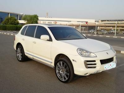 بورشه كايان 2009 Porsche Cayenne V6 (3.6) Full option GCC spec...
