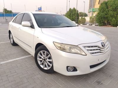 Toyota Camry 2011 Toyota Camry GLX 2011 GCC mid option free acc...