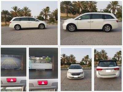 Honda Odyssey 2014 BACK TO SCHOOL OFFER!! ODYSSEY 870/- MONTHLY ...
