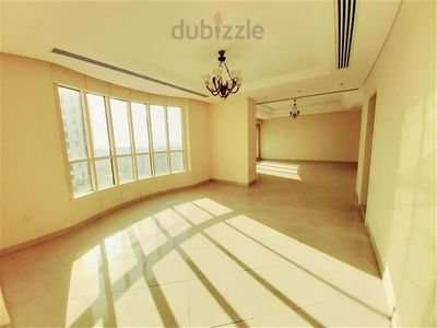 Property for Rent photos in Corniche Al Buhaira: Elegant 3 Bedroom | AC Free | Balcony | Maidroom | Gym Pool | Just In 60,000/- - 1