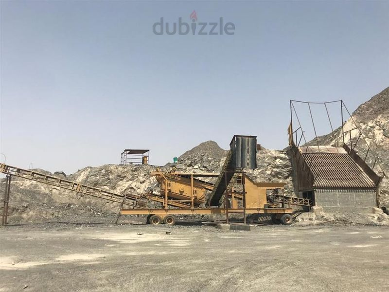 Property for Sale photos in Al Dhaid: Siji Dam (Fujairah) 1000000SqFt plot area ready Crusher plant built in offices - 1