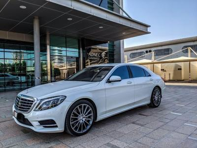 Mercedes-Benz S-Class 2014 S500 2014 GCC AMG For Sale