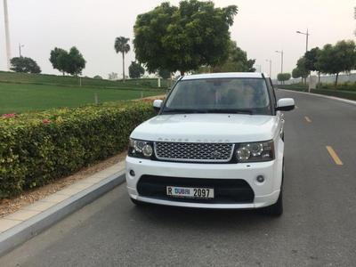 Land Rover Range Rover Sport 2012 2012 autobiography