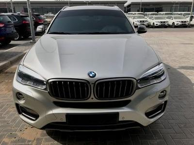 BMW X6 2016 BMW X6 WARRANTY WITH FREE SERVICE CONTRACT