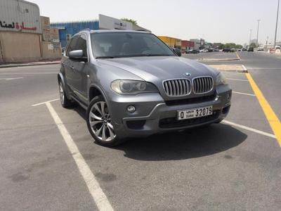 BMW X5 2010 2010 BMW X5 4.8L V8 GCC like new