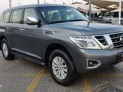 Nissan Patrol 2017 Nissan Patrol 2017 GCC full option perfect co...