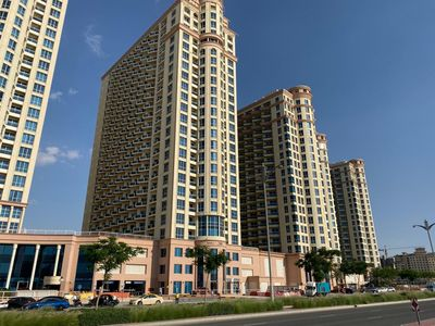 Property for Rent photos in Dubai Production City (IMPZ): CORNER | FULLY FITTED  | LAGO VISITA| IMPZ - 1