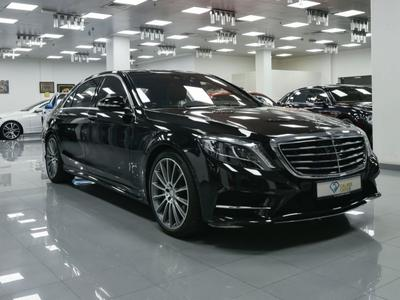 Mercedes-Benz S-Class 2015 MERCEDES-BENZ S500L TOP OF THE RANGE ,ONLY 20...