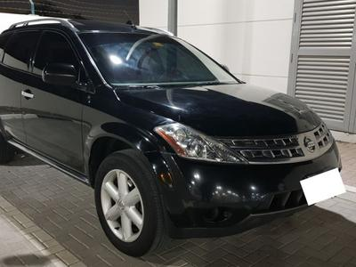 تويوتا فورتنر 2008 NISSAN MURANO 2008 SUNROOF LEATHER GULF GCC S...