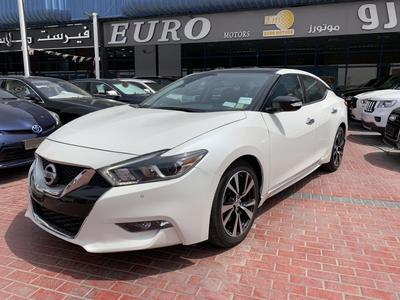 نيسان ماكسيما 2018 Nissan Maxima SV TOP - Brand New Condition - ...
