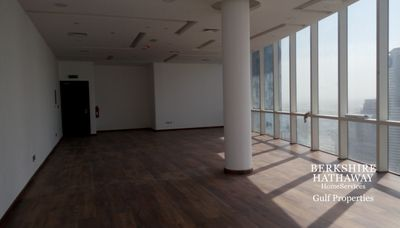 Property for Rent photos in Business Bay: Fully Fitted Office | Vacant | Good Location - 1