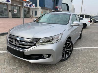 هوندا أكورد 2016 HONDA ACCORD SPORT - GCC - 2016 - UNDER WARRA...