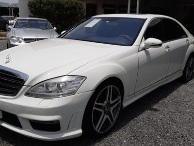 Mercedes-Benz S-Class 2008 S550L  IMPORT JAPAN V.C.C  2008