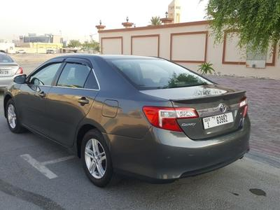 Toyota Camry 2014 Toyota camry 2014 Gcc specs in an excellent c...