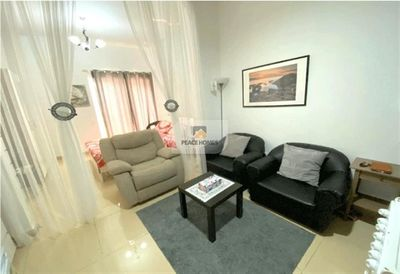 Property for Sale photos in JVC District 10: YOUR READY TO MOVE HOME| FULLY FURNISHED STUDIO | STYLISH LIFESTYLE - 1