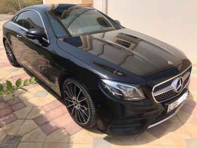 Mercedes-Benz E-Class 2017 Mercdes-Benz E-400 Coupe AMG \ GCC \ WARRANTY...