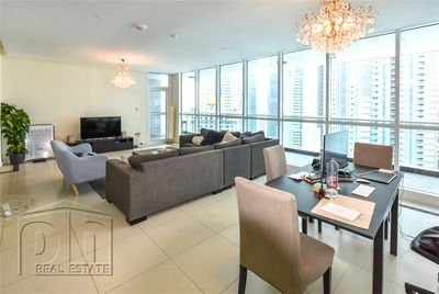 Property for Sale photos in Dubai Marina: 3 Bed + Maids   Exclusive   High Floor   Offers Welcome - 1