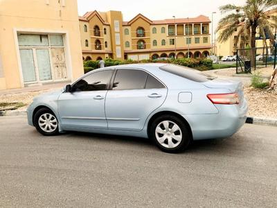 Toyota Camry 2010 Toyota camry 2010 GL gcc for sale.