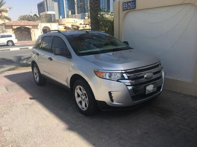 Ford Edge 2012 2012 Ford Edge - Very Good Condition