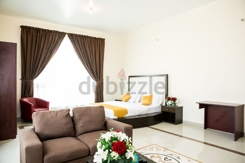 Property for Rent photos in Khalifa City A: Fully Furnished Serviced Apartment| 4900 monthly - 1