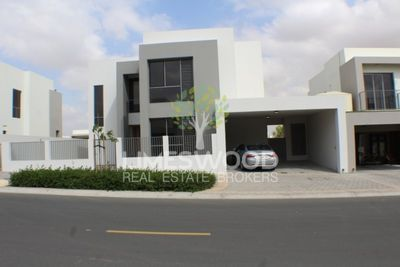 Property for Sale photos in Sidra Villas 1: Elegantly Beautiful 5BR | Pool View | Single Row | - 1