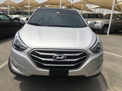 Hyundai Tucson 2016 Tucson 2016 GCC 2.0L full option panoramic
