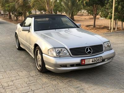 مرسيدس بنز الفئة-SL 1997 SL 500 For sale