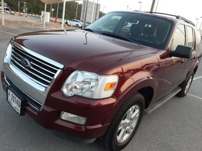 فورد إكسبلورر 2010 Ford Explorer 2010 Model GCC Agency Condition...