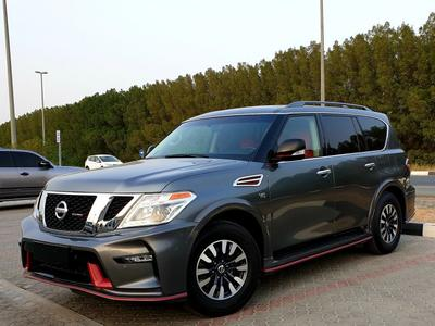 Nissan Patrol 2017 NISSAN PATROL400hp(armada)WITH FULL BUDY KIT ...