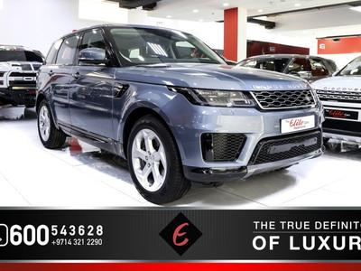 لاند روفر رينج روفر 2019 [[BRAND NEW]] RANGE ROVER HSE WITH WARRANTY A...