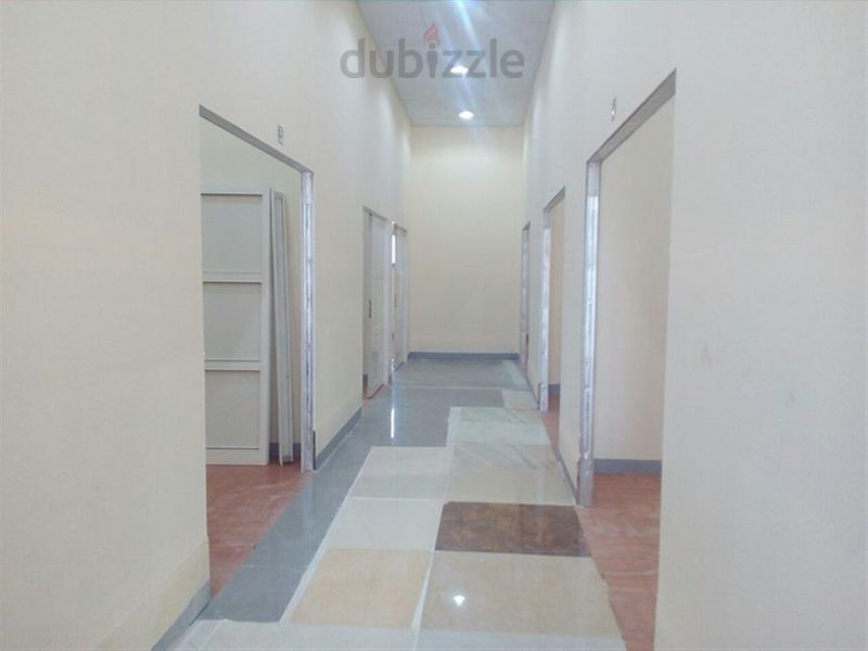 High Ceiling Storage Space in Al Quoz