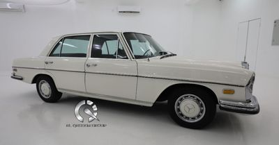 Mercedes-Benz 240/260/280 1970 SEL Model 1970 | V6 engine | 195 HP | 15 allo...