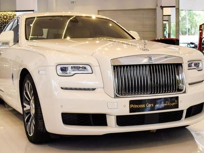رولز رويس جوست 2019 Rolls Royce Ghost