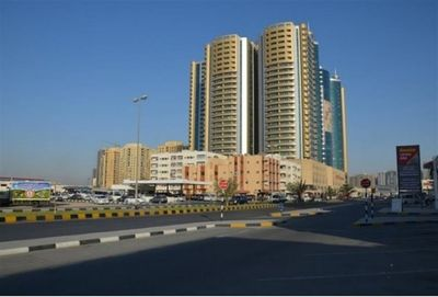 Property for Sale photos in Al Bustan: INVESTOR DEAL!!! RENTED 2BHK AVAILAVLE FOR SALE IN HORIZON TOWER, AJMAN 1988SQ/FT - 1