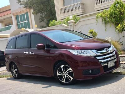 هوندا أوديسي 2015 Honda Odyssey J, Warranty, very low mileage, ...