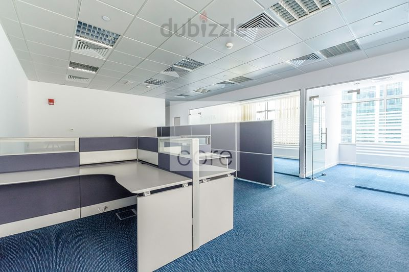 Fully Fitted with Partitions | Pay in 12 Chqs
