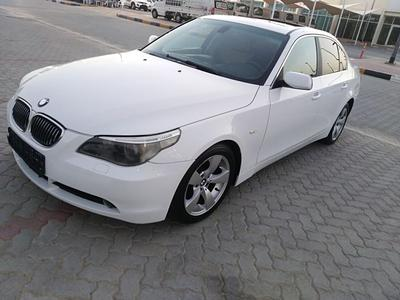 BMW 5-Series 2007 BMW MODEL 2007 GCC FREE ACCIDENT 523 I VERY K...
