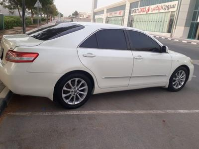 Toyota Camry 2011 Toyota Camry GL 2011 .GCC WHITE COLOUR IN EXC...