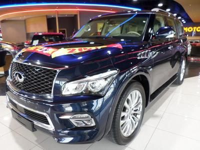 2016 INFINITI QX80 5YRS UNLIMITED K...