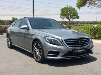 Mercedes-Benz S-Class 2015 MERCEDES S400 AMG KIT 2015//GCC//FSH//IN EXCE...